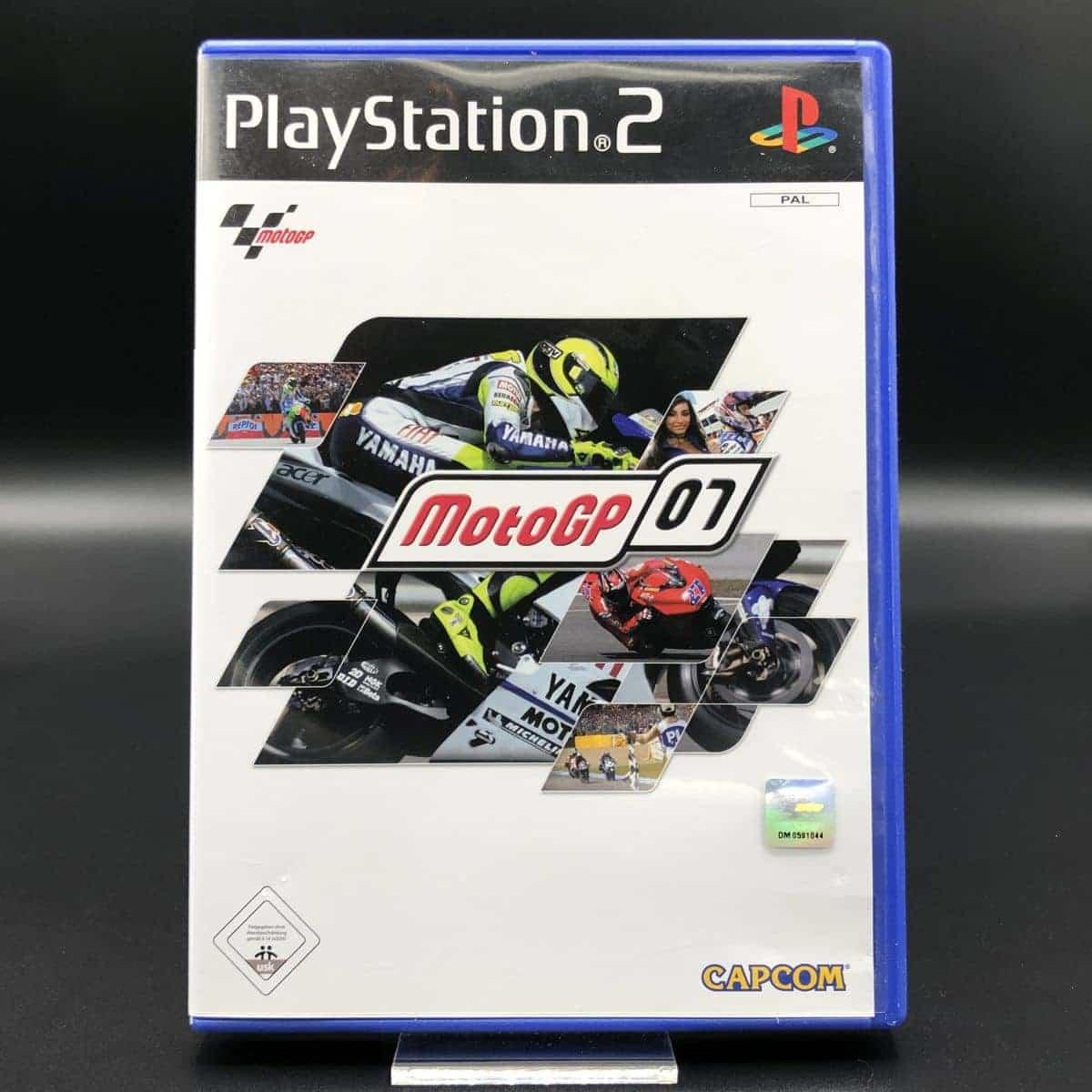 PS2 MotoGP 07 (Komplett) (Gut) Sony PlayStation 2