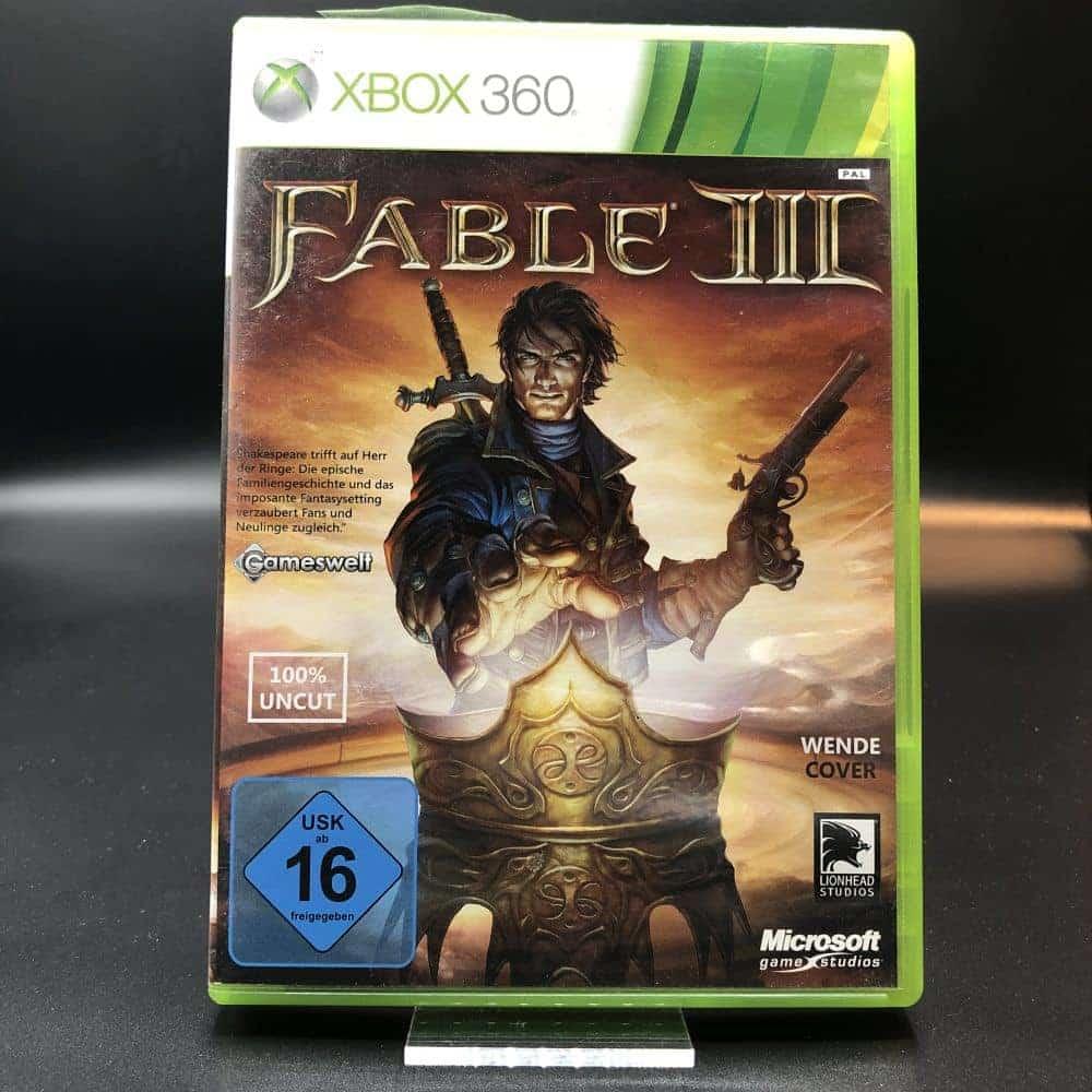 Fable III (Komplett) (Gut) XBOX 360