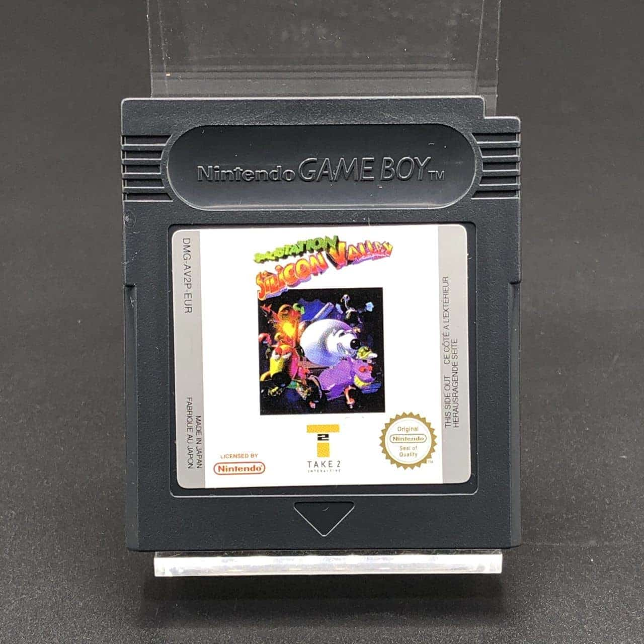 GBC Space Station Silicon Valley (Modul) (Sehr gut) Nintendo Game Boy Color