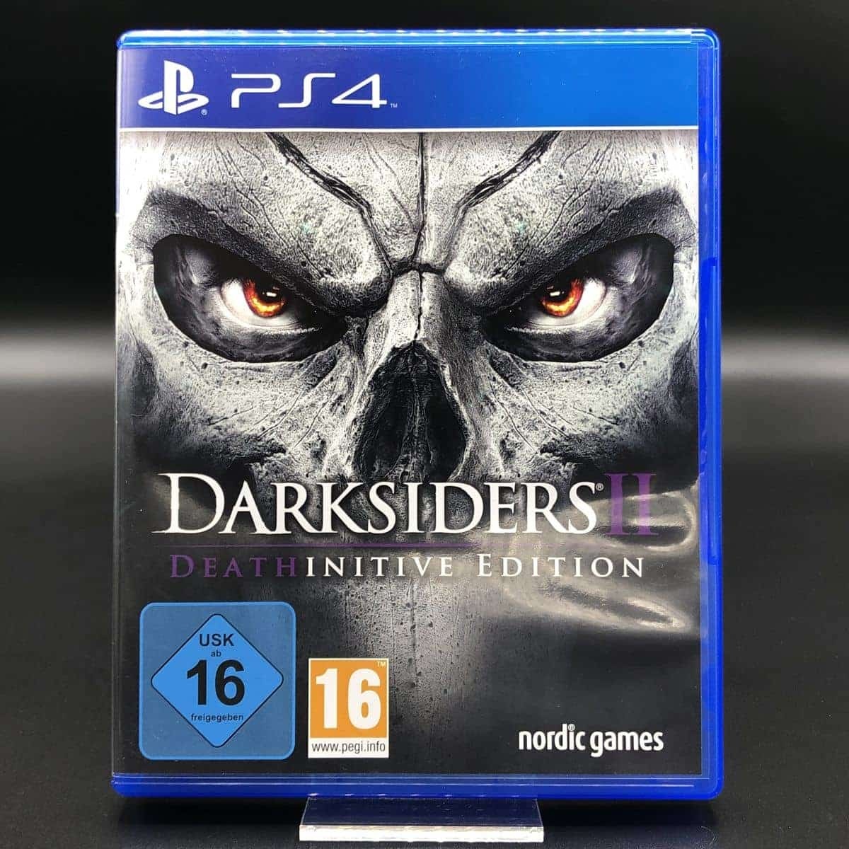 PS4 Darksiders II (Deathinitive Edition) (Sehr gut) Sony PlayStation 4
