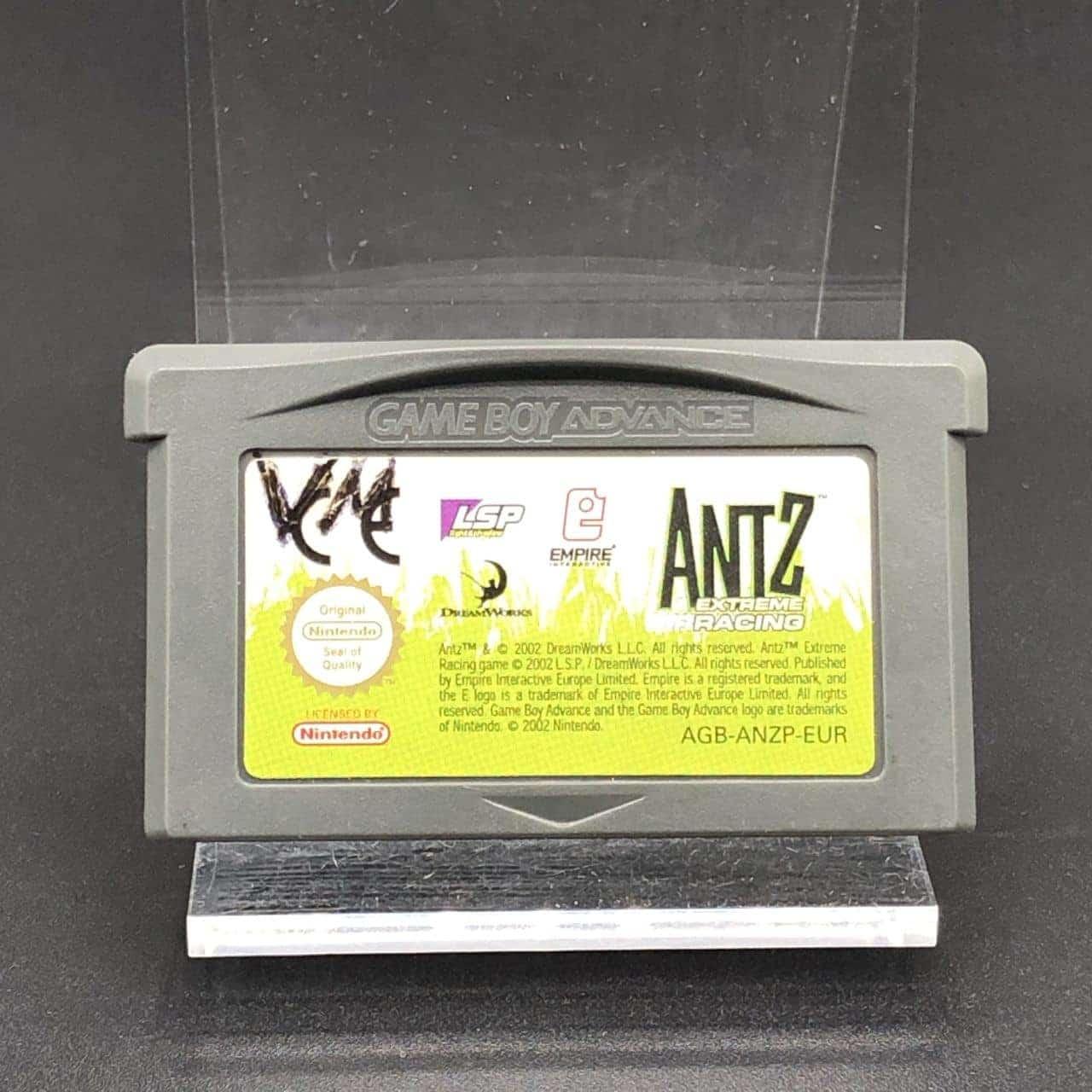 GBA Antz Extreme Racing (Modul) (Gebrauchsspuren) Nintendo Game Boy Advance