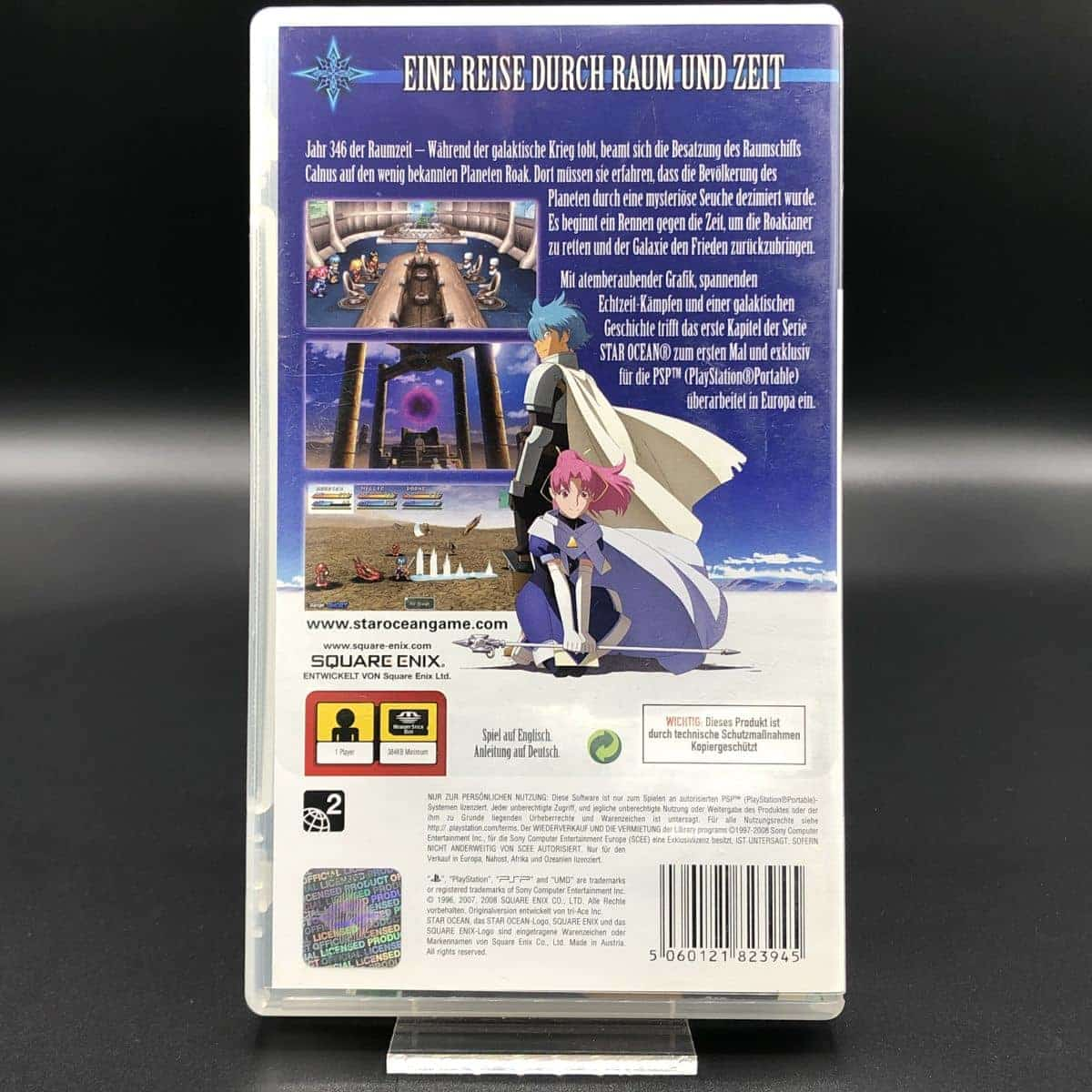 PSP Star Ocean: First Departure (Komplett) (Sehr gut) Sony PlayStation Portable