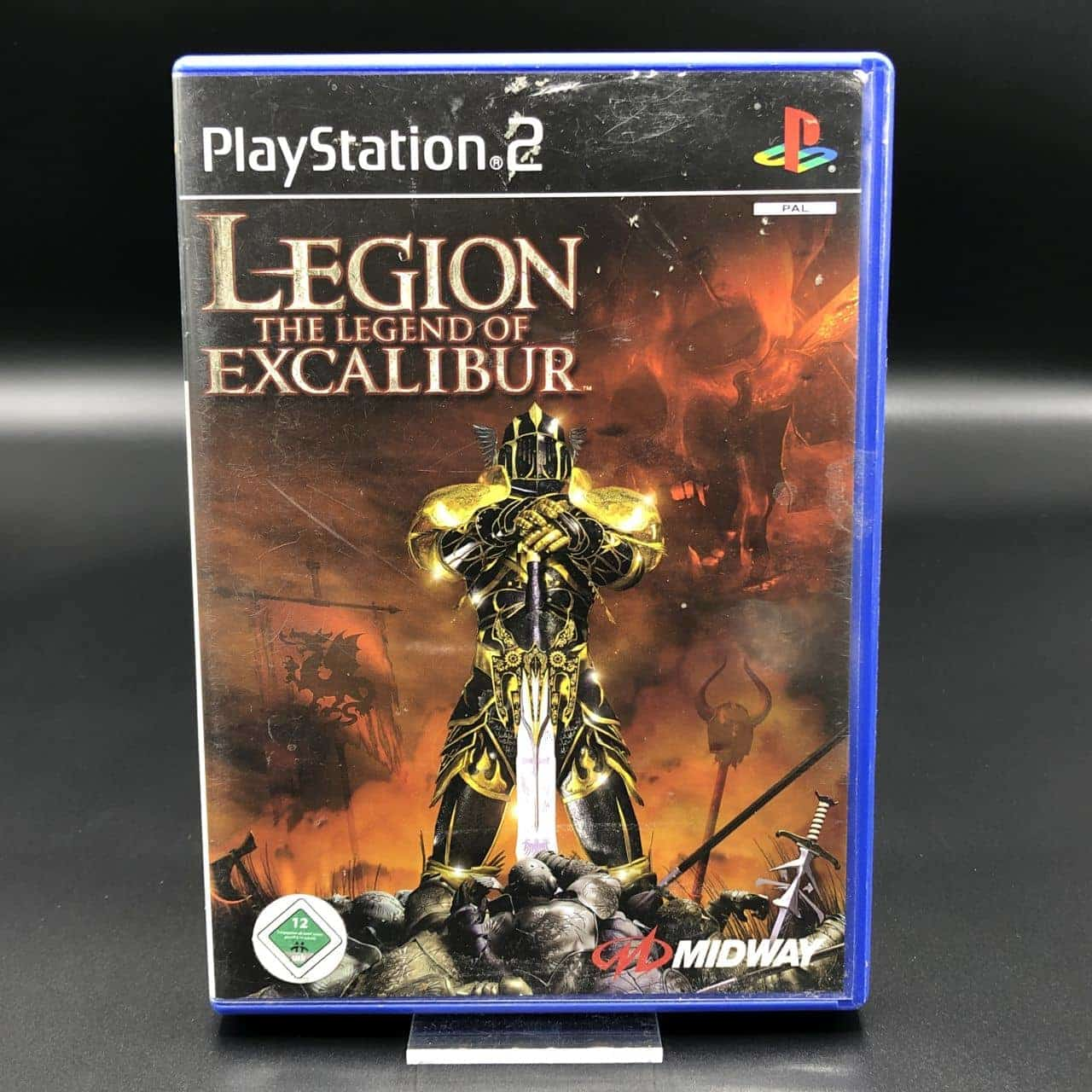 PS2 Legion: Legend of Excalibur (Sehr gut) (ohne Anleitung) Sony PlayStation 2