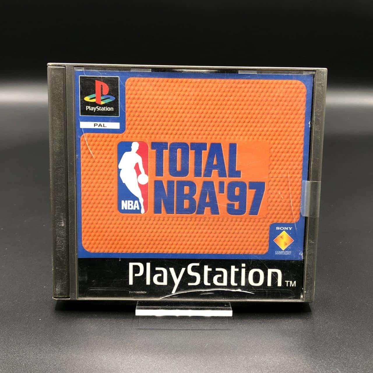 PS1 Total NBA 97 (Komplett) (Sehr gut) Sony PlayStation 1