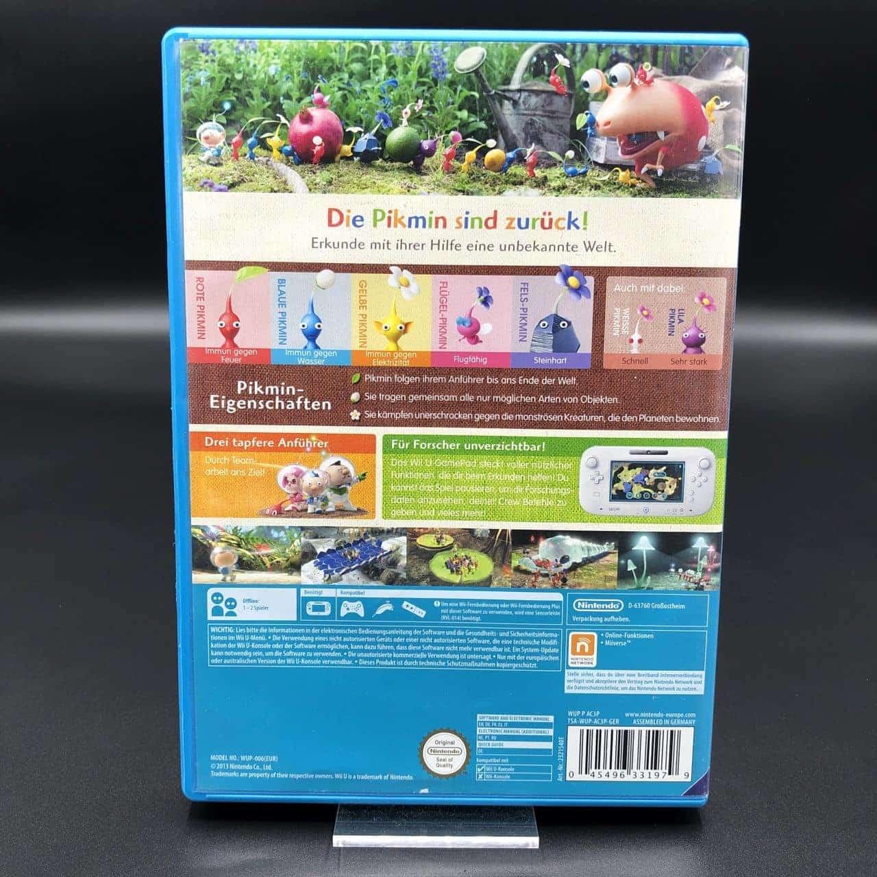 Pikmin 3 (Sehr gut) Nintendo WiiU