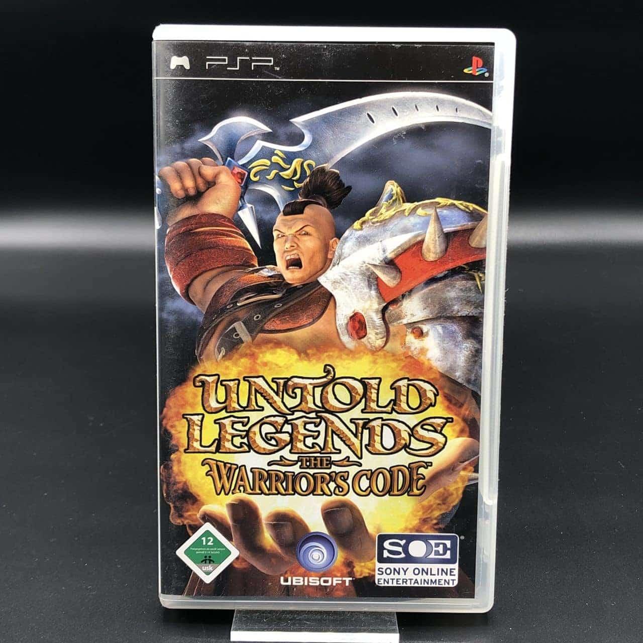 PSP Untold Legends: The Warriors Code (Komplett) (Sehr gut) Sony PlayStation Portable