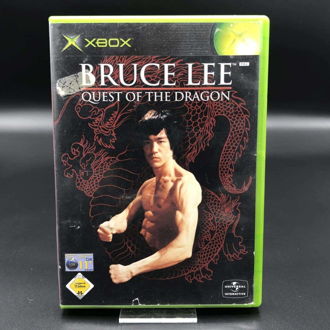 XBC Bruce Lee: Quest of the Dragon (ohne Anleitung) (Sehr gut) Microsoft Xbox Classic