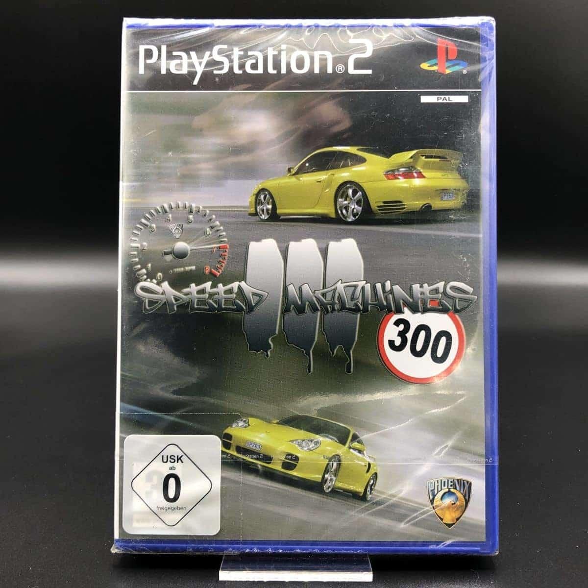 PS2 Speed Machines III (NEU) Sony PlayStation 2