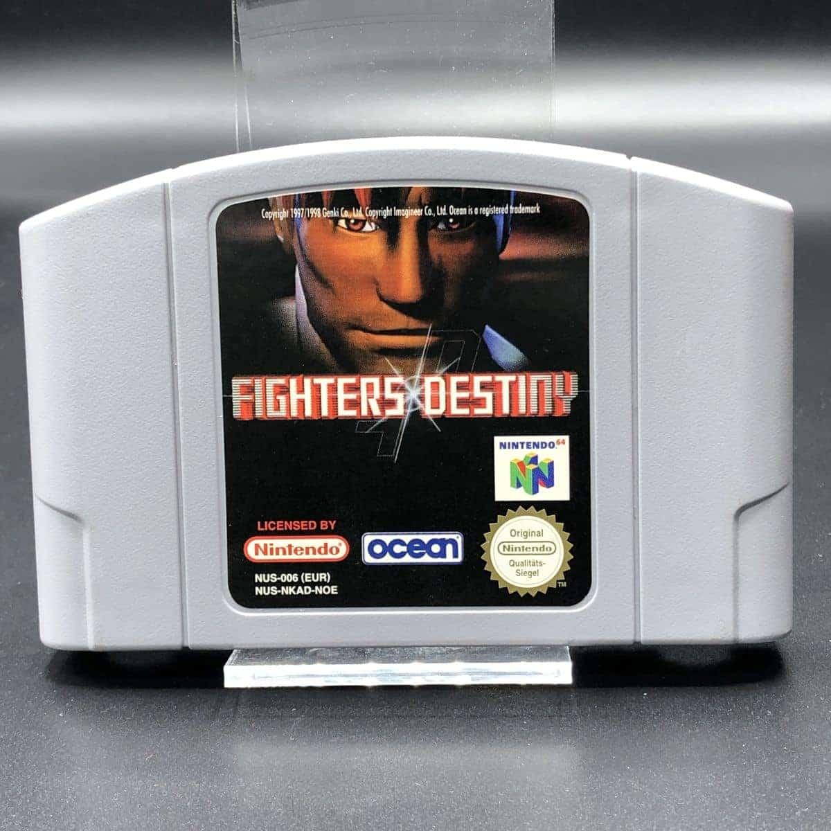 N64 Fighters Destiny (Modul) (Sehr gut) Nintendo 64