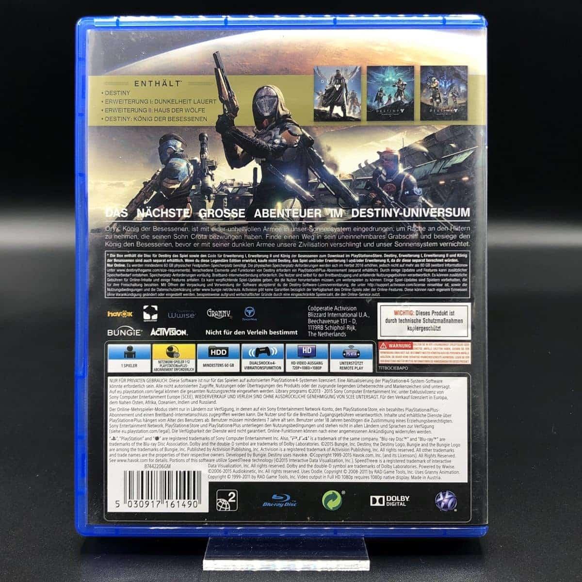 PS4 Destiny (Sehr gut) Sony PlayStation 4 #1