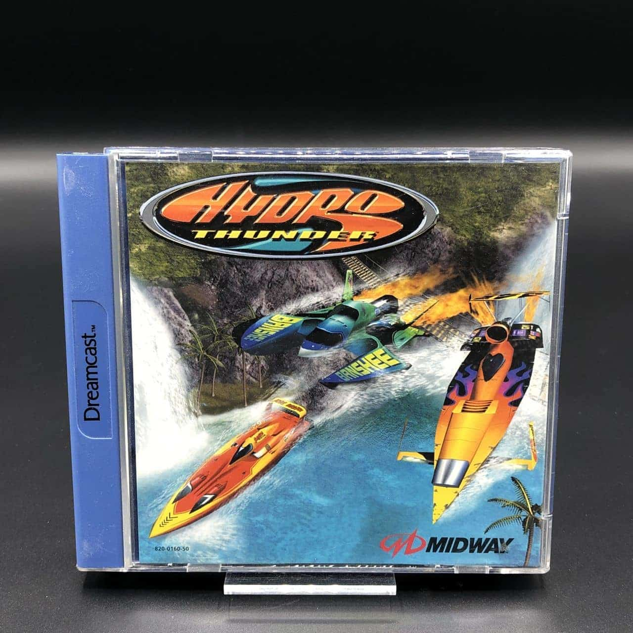 Hydro Thunder (Komplett) (Sehr gut) Sega Dreamcast