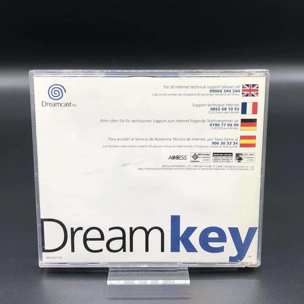 Dreamkey (Sehr gut) Sega Dreamcast