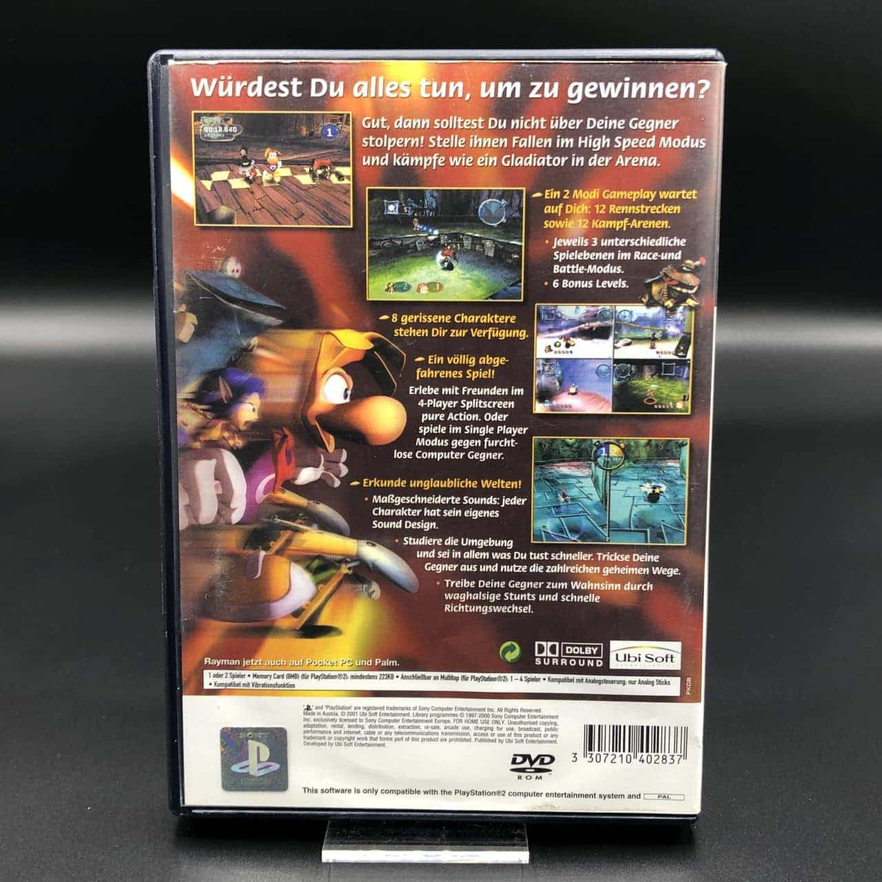 PS2 Rayman M (ohne Anleitung) (Gebrauchsspuren) Sony PlayStation 2