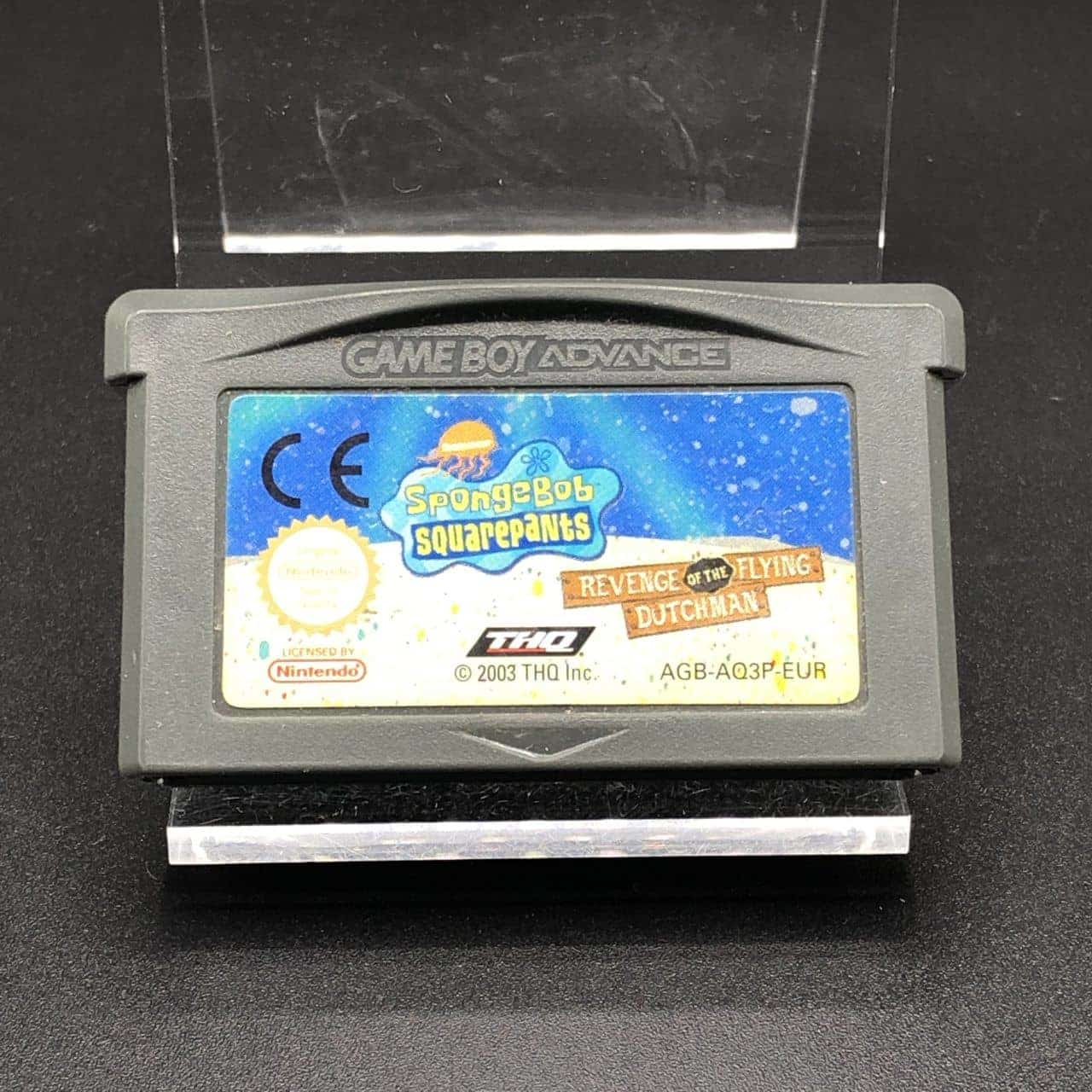 GBA SpongeBob SquarePants: Revenge of the Flying Dutchman (Modul) (Gut) Game Boy Advance
