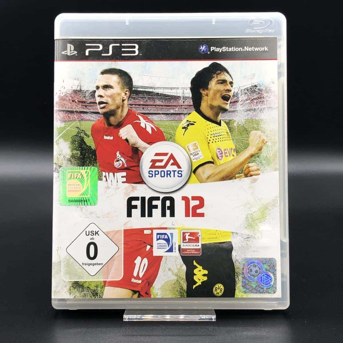 PS3 FIFA 12 (ohne Anleitung) (Sehr gut) Sony PlayStation 3