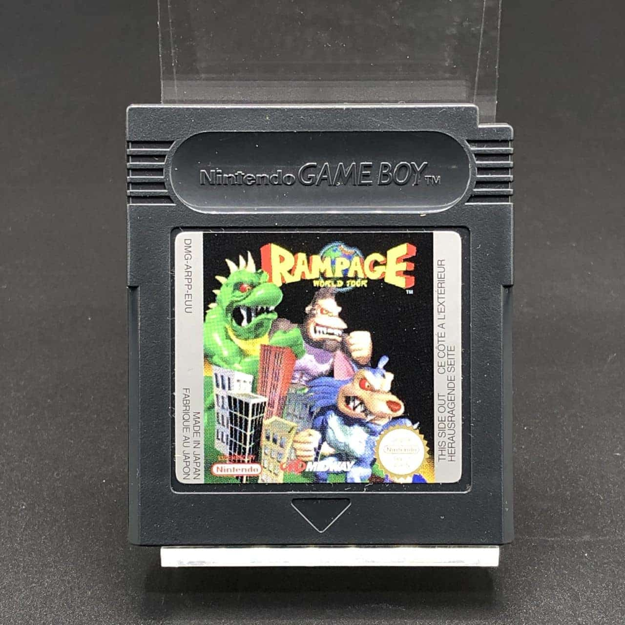 GBC Rampage: World Tour (Modul) (Sehr gut) Nintendo Game Boy Color