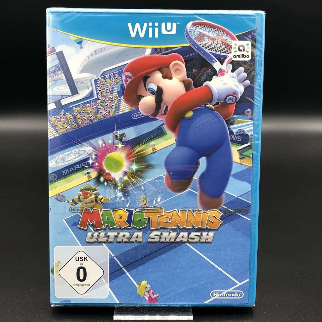 Mario Tennis: Ultra Smash (NEU) Nintendo WiiU