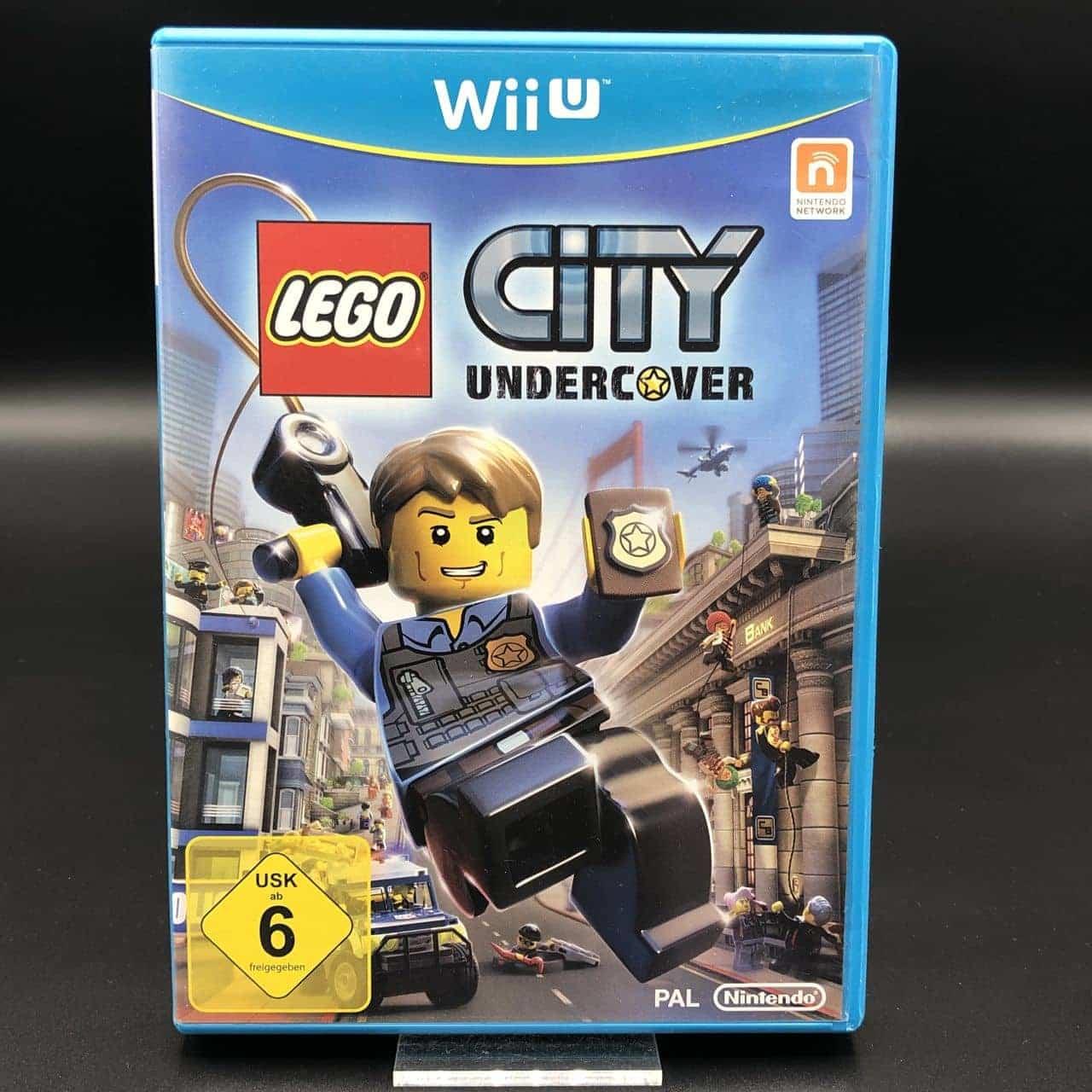 Lego City Undercover (Sehr gut) Nintendo WiiU