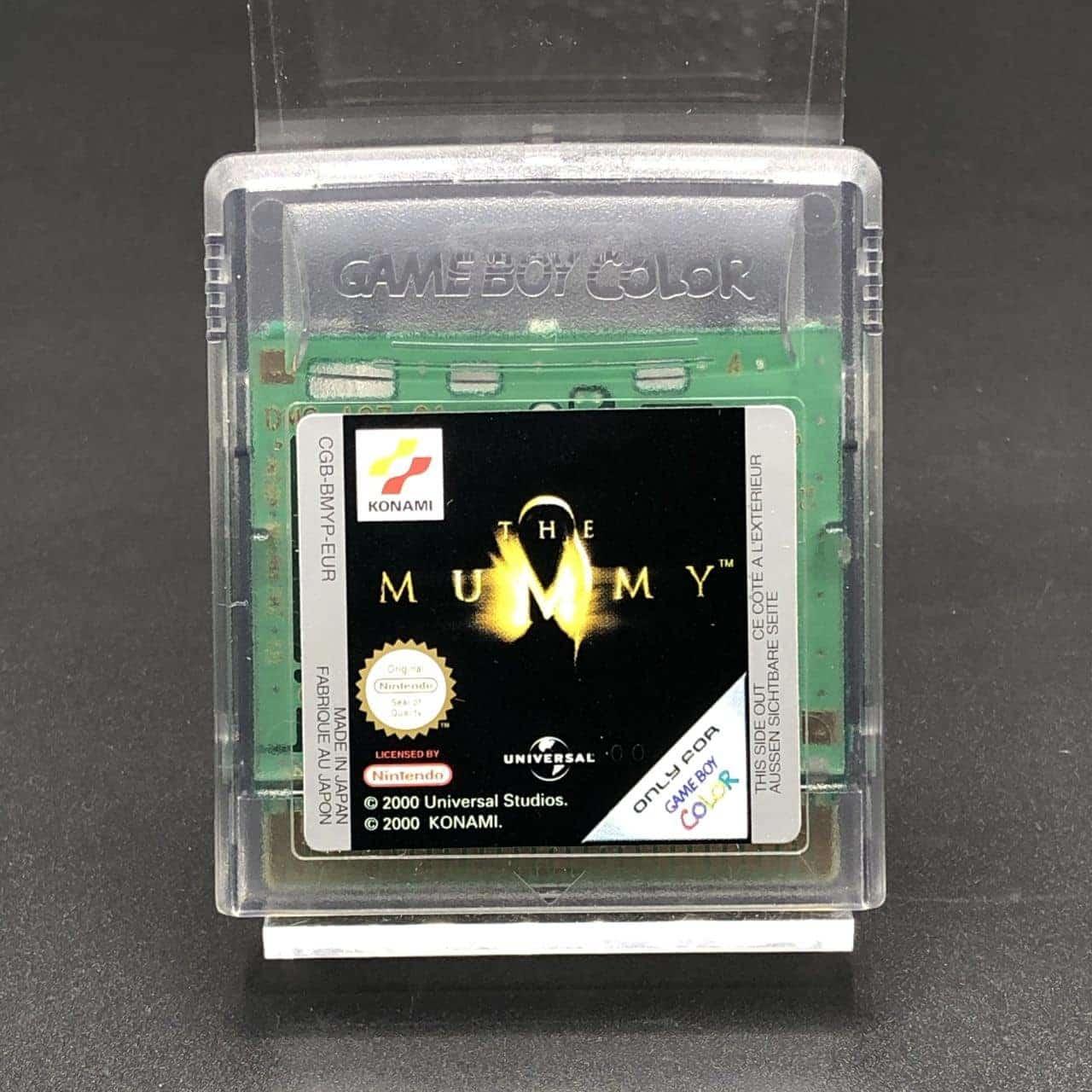 GBC The Mummy (Modul) (Sehr gut) Nintendo Game Boy Color