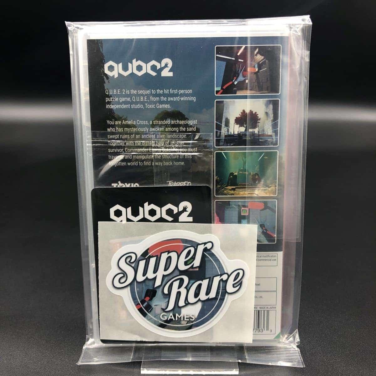 Q.U.B.E. 2 (NEU) Nintendo Switch