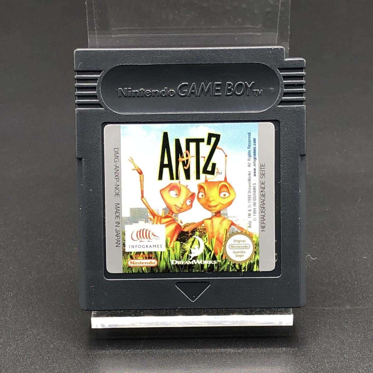 GBC Antz (Modul) (Sehr gut) Nintendo Game Boy Color