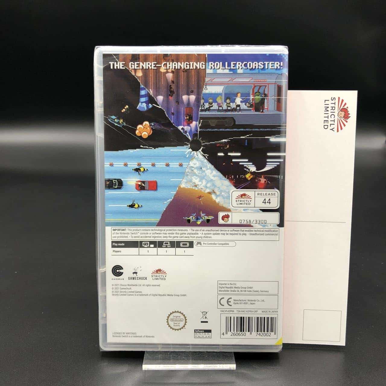 Speed Limit (NEU) Nintendo Switch