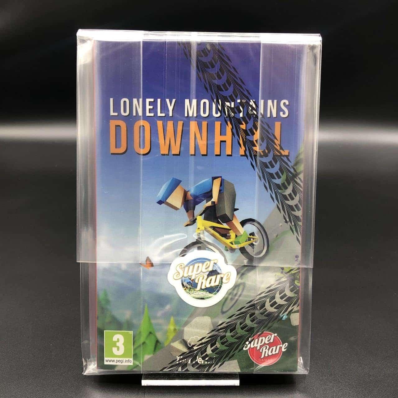 Lonely Mountains Downhill (Import) (NEU) Nintendo Switch