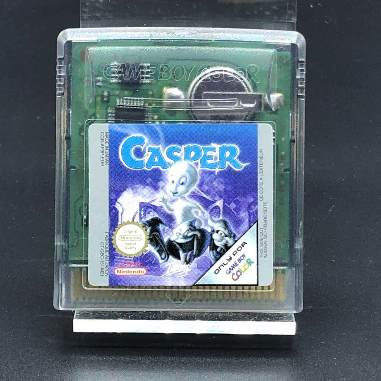 GBC Casper (Modul) (Gut) Nintendo Game Boy Color