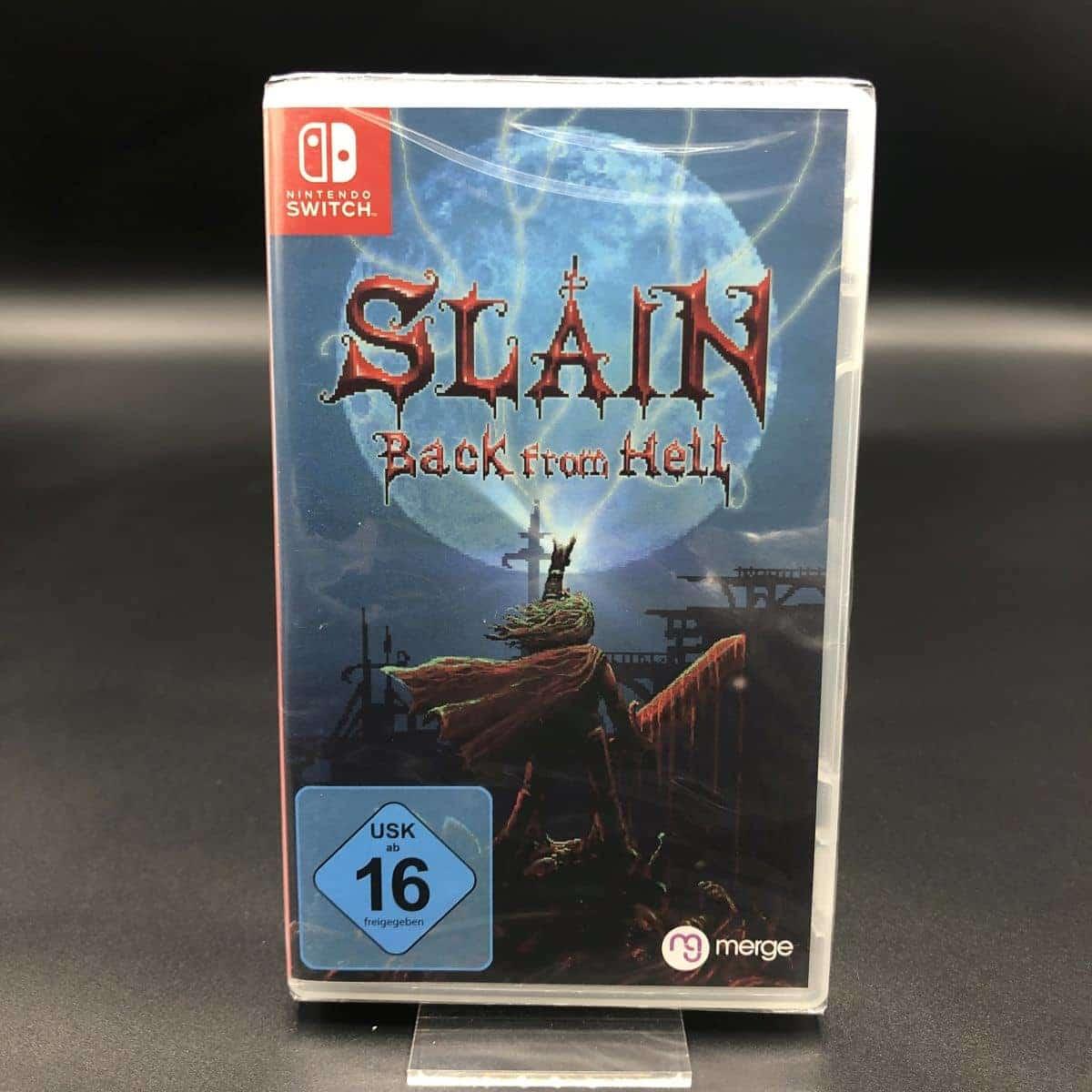 Slain: Back From Hell (NEU) Nintendo Switch