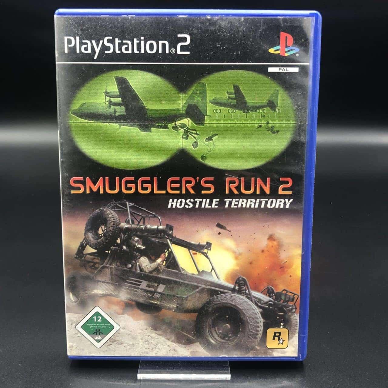 PS2 Smuggler's Run 2: Hostile Territory (Komplett) (Gut) Sony PlayStation 2