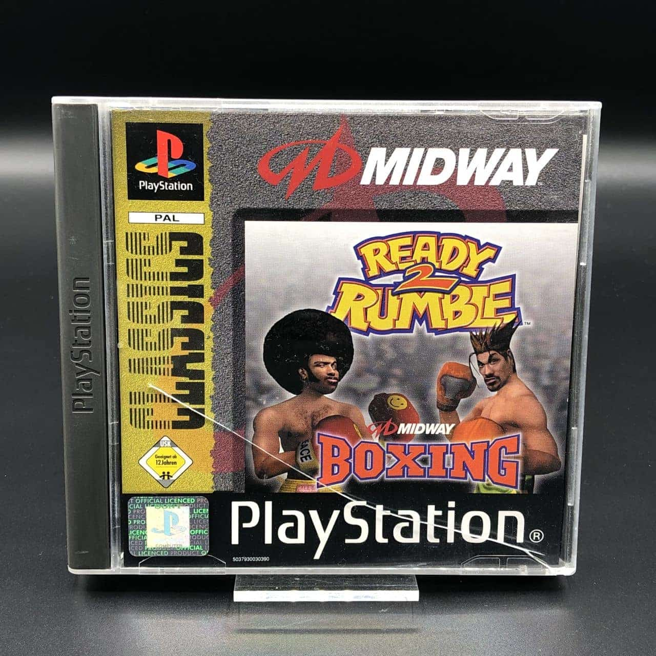 PS1 Ready 2 Rumble Boxing (Midway Classics) (Komplett) (Sehr gut) Sony PlayStation 1