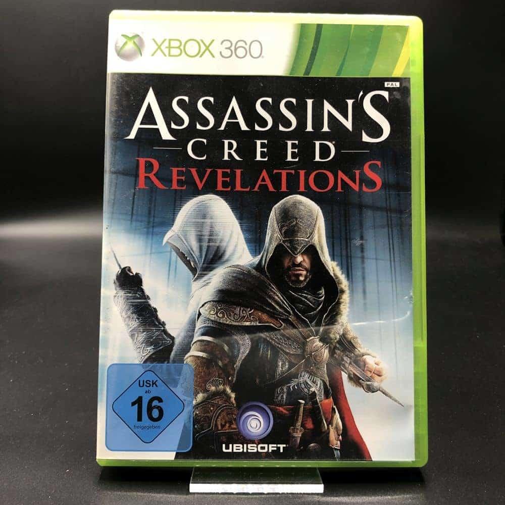 Assassin's Creed: Revelations (Komplett) (Gut) XBOX 360