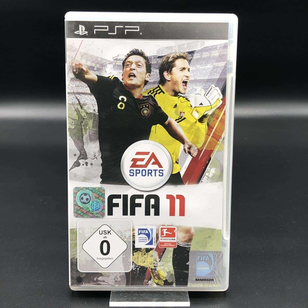 PSP FIFA 11 (Komplett) (Sehr gut) Sony PlayStation Portable
