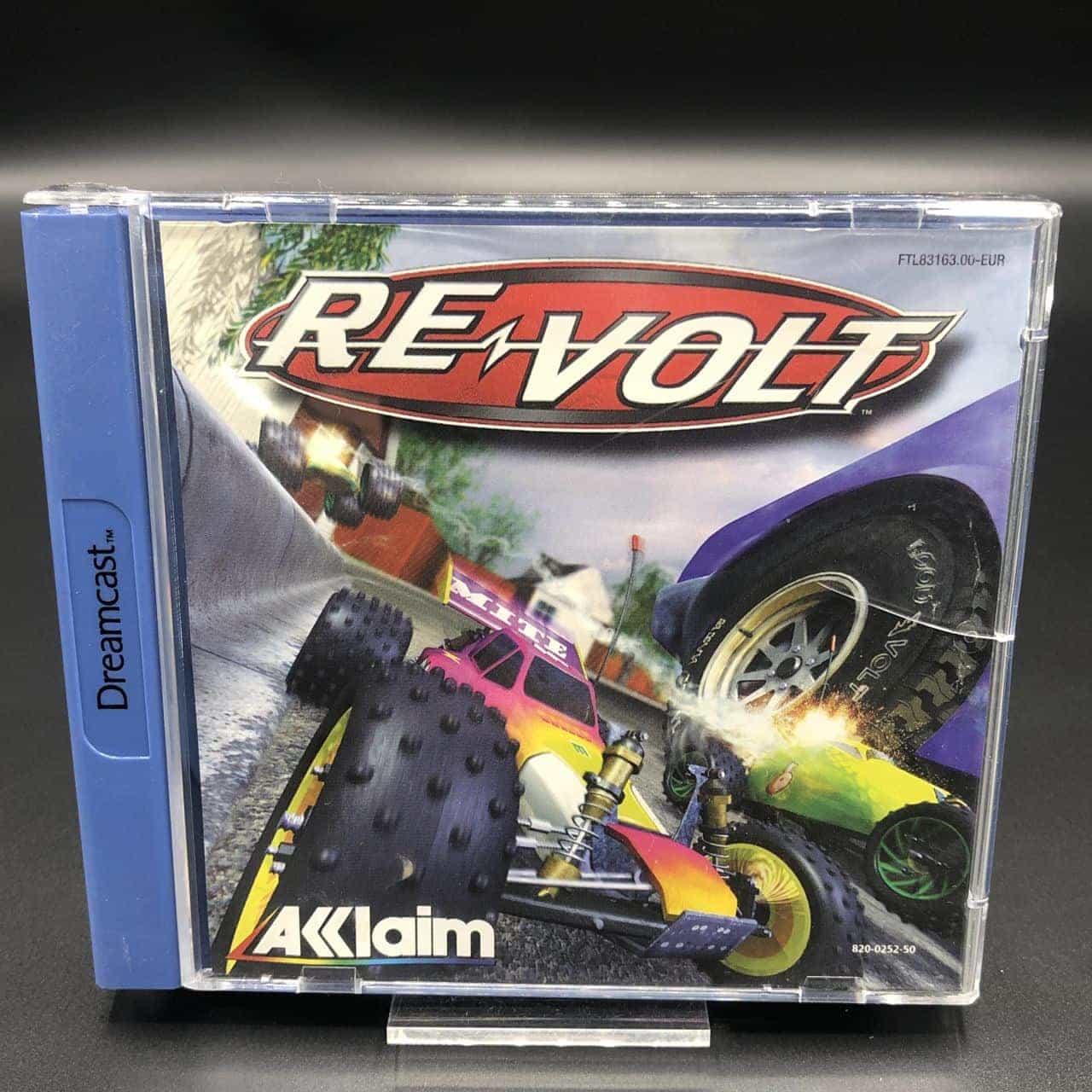 Re Volt (Komplett) (Gut) Sega Dreamcast