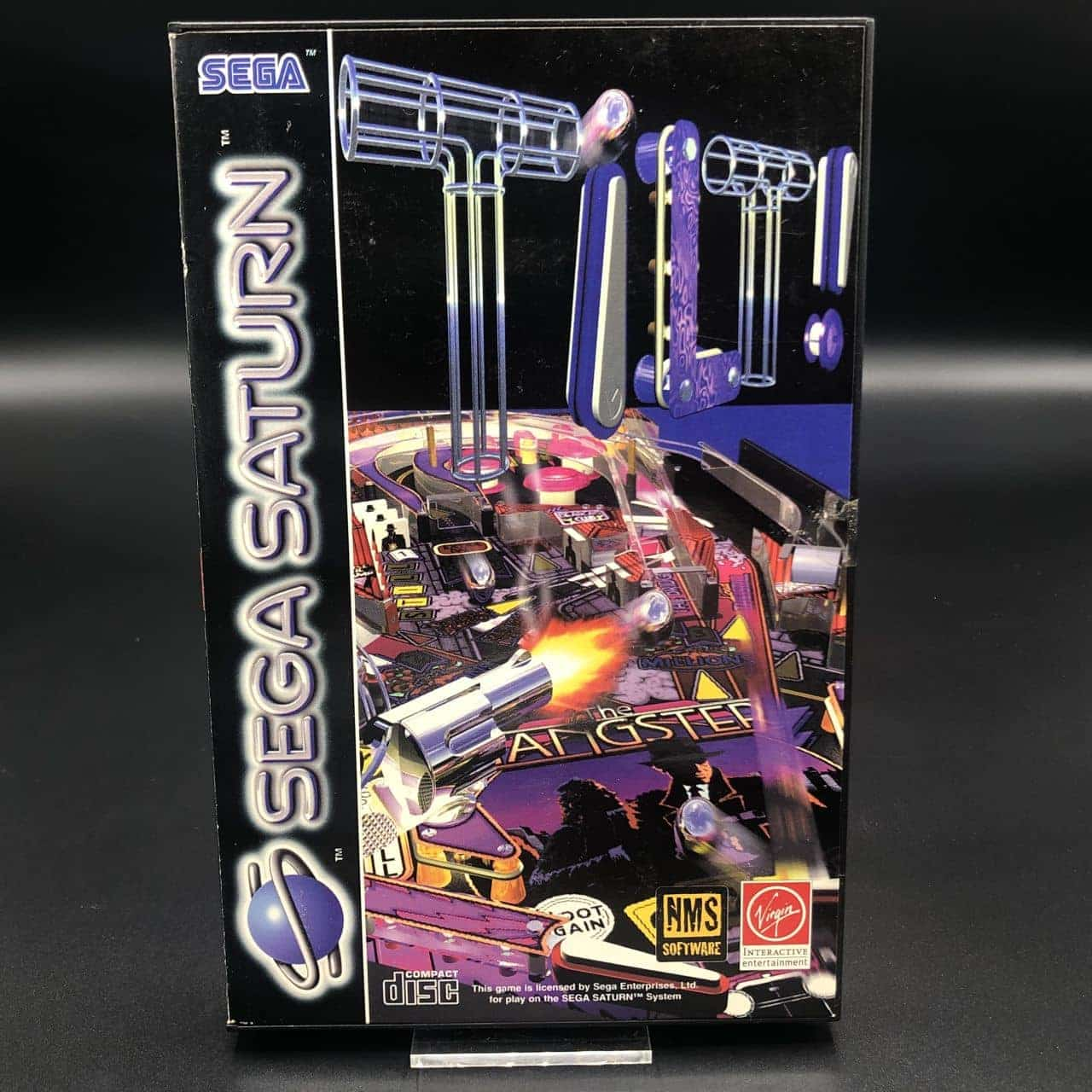 Tilt (Komplett) (Sehr gut) Sega Saturn