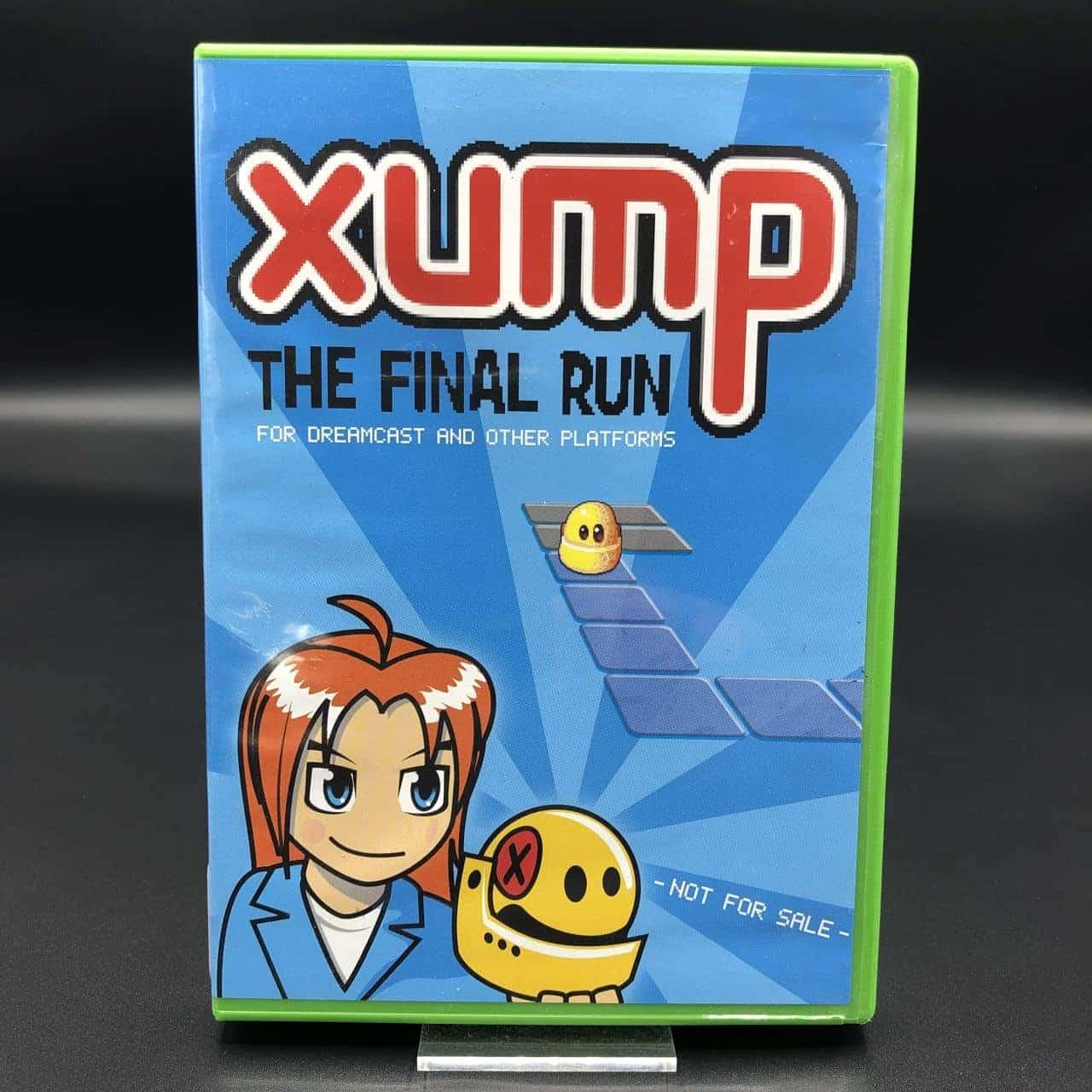 Xump: The Final Run (Sehr gut) Sega Dreamcast