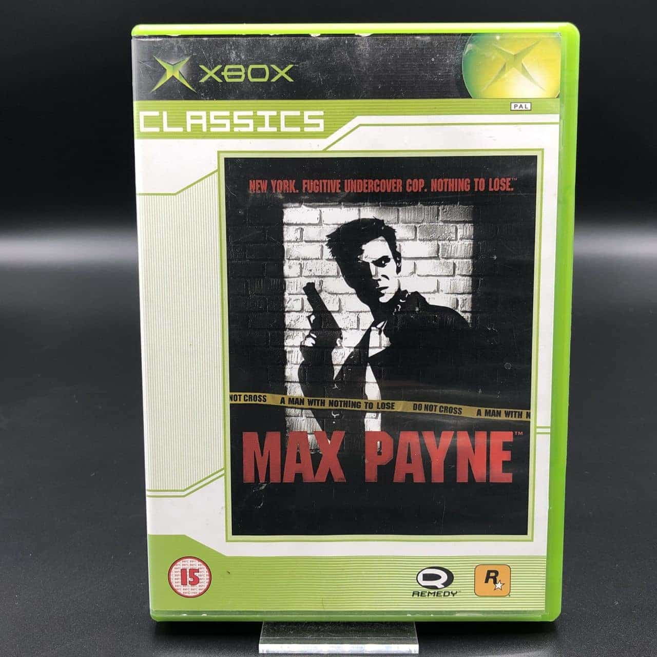 XBC Max Payne (Classics) (Komplett) (Gut) Microsoft Xbox Classic (FSK18)