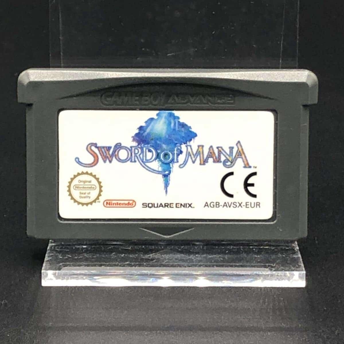 GBA Sword of Mana (Modul) (Sehr gut) Game Boy Advance