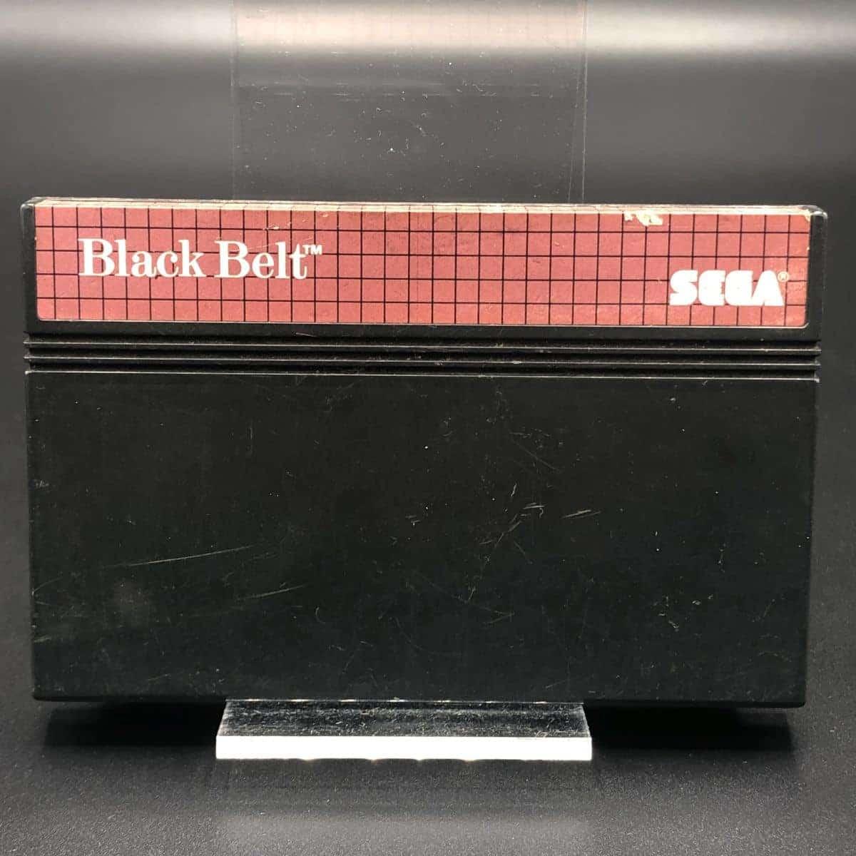 Black Belt (Modul) (Gebrauchsspuren) Sega Master System