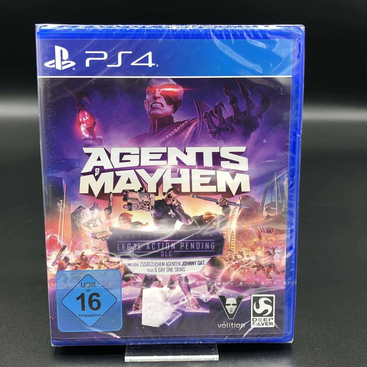 PS4 Agents of Mayhem (NEU) Sony PlayStation 4