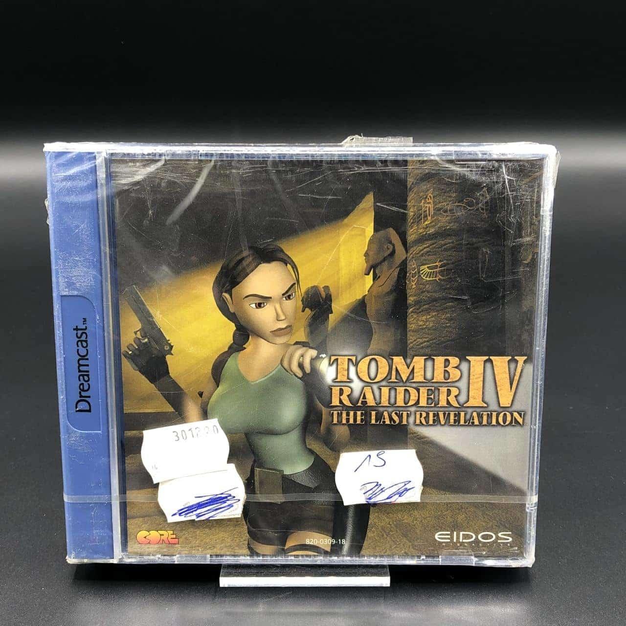 Tomb Raider IV: The Last Revelation (NEU) Sega Dreamcast