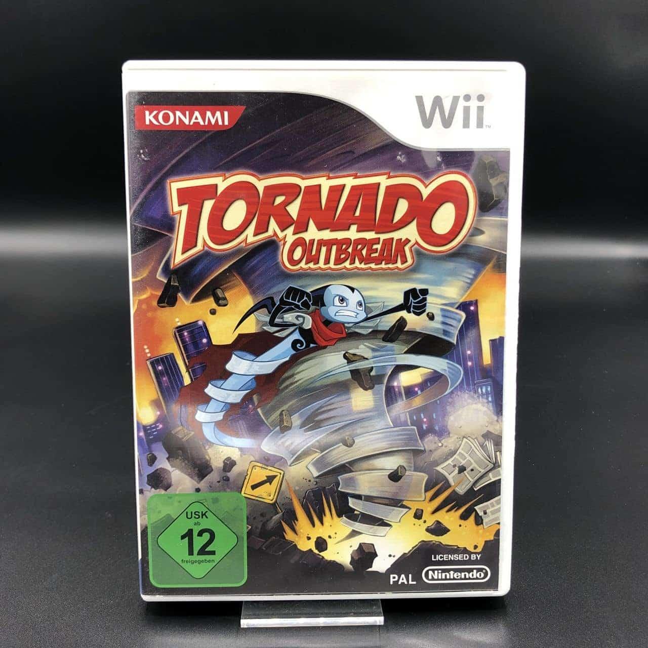 Tornado Outbreak (Komplett) (Sehr gut) Nintendo Wii