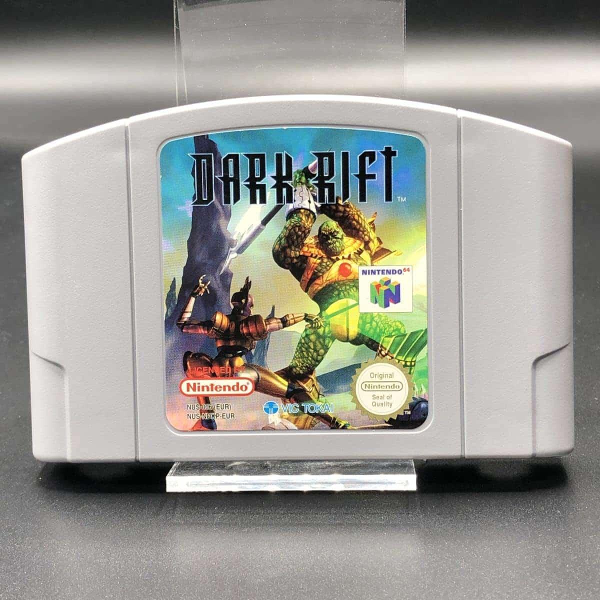 N64 Dark Rift (Modul) (Sehr gut) Nintendo 64