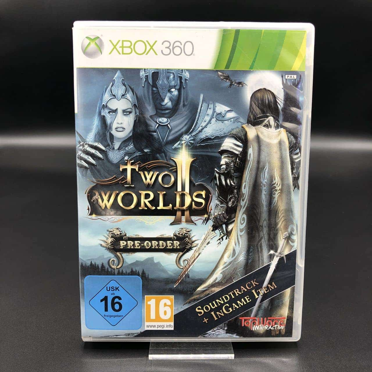 Two Worlds II (Pre-Order) (Soundtrack) (Sehr gut) Xbox 360