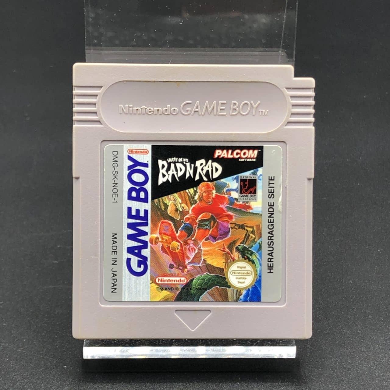 GB Skate or Die: Bad N Rad (Modul) (Gut) Nintendo Game Boy