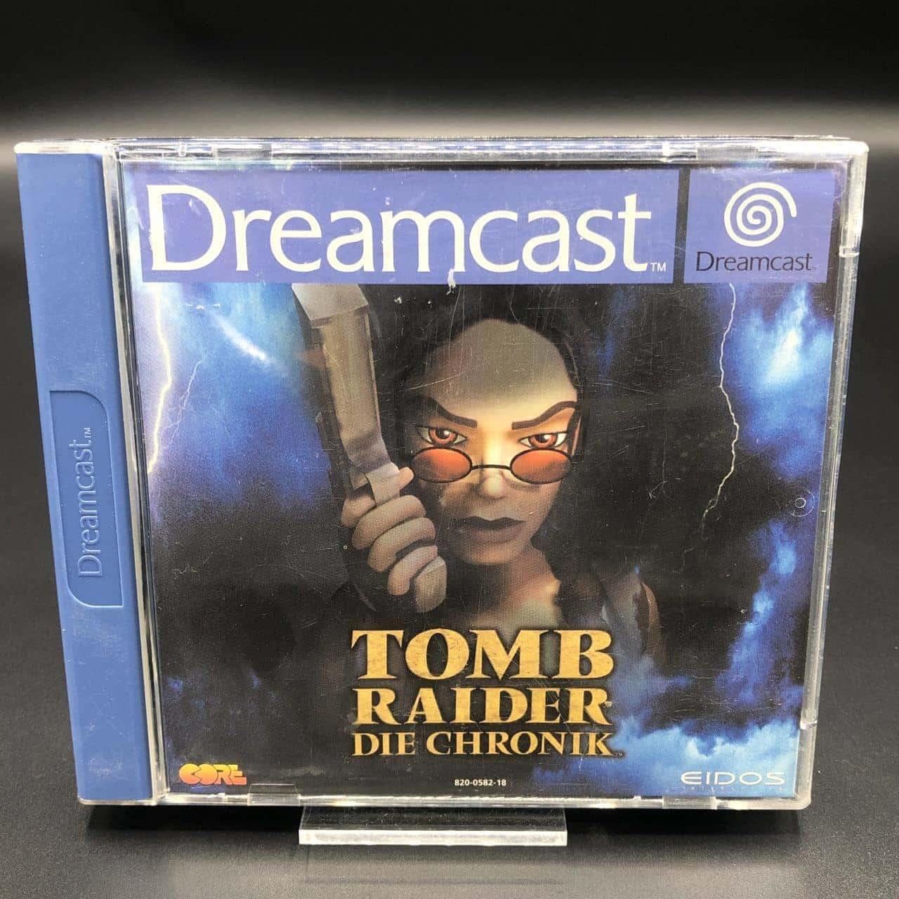 Tomb Raider: Die Chronik (Komplett) (Gut) Sega Dreamcast