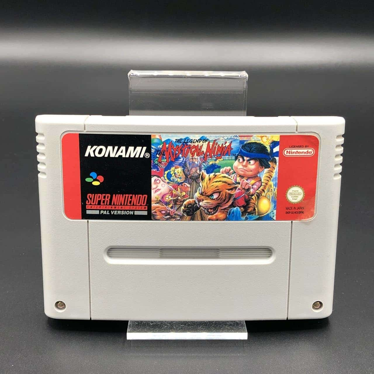 SNES The Legend of the Mystical Ninja (Modul) (Gut) Super Nintendo