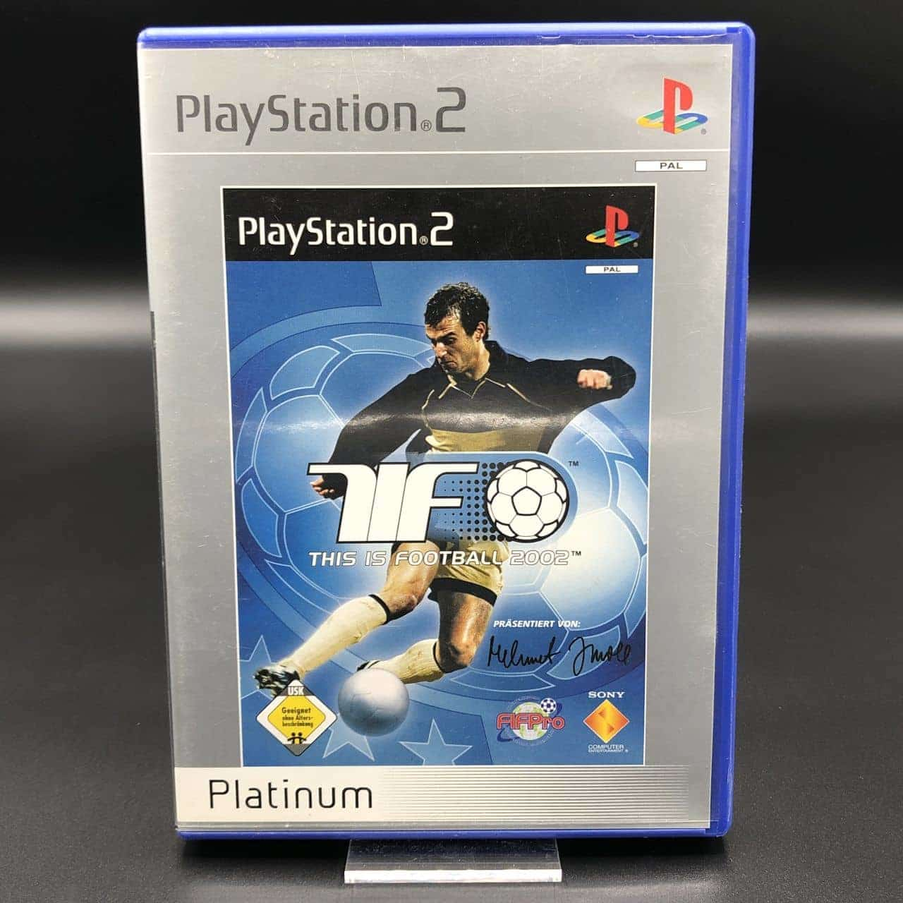 PS2 This Is Football 2002 (Platinum) (ohne Anleitung) (Gut) Sony PlayStation 2