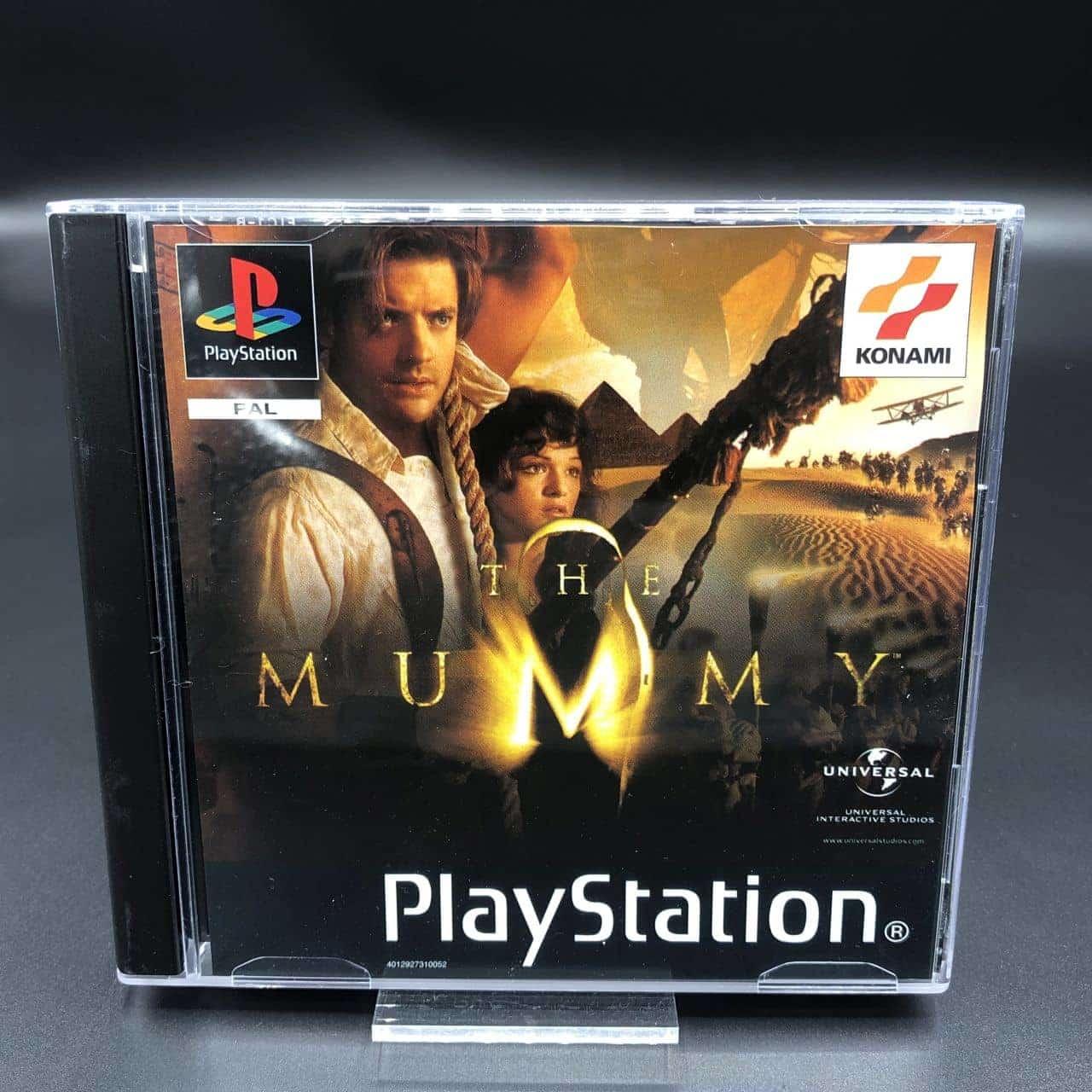 PS1 The Mummy (Komplett) (Sehr gut) Sony PlayStation 1