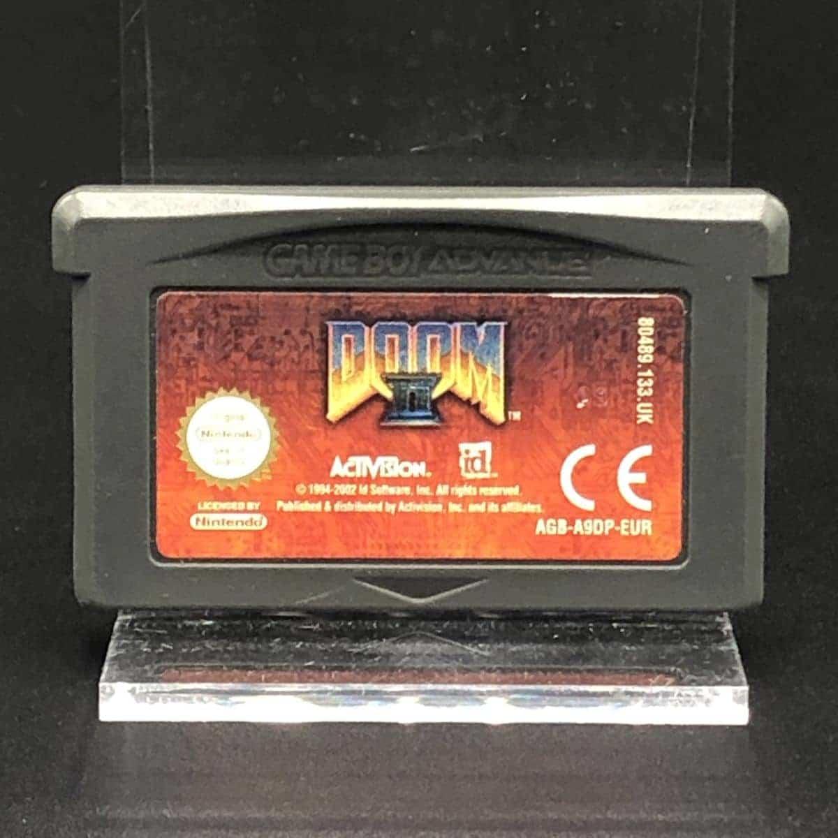 GBA Doom II: Hell on Earth (Modul) (Gut) Game Boy Advance